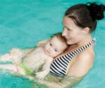 Babyschwimmen 3-9 Monate